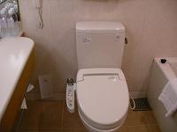 ベイ東京ヒルトン・トイレ