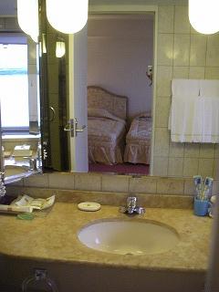 ベイホテル東急・洗面台