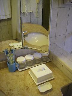 ベイホテル東急・洗面台右