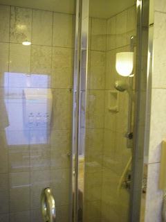 ベイホテル東急・シャワーブース