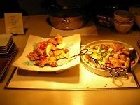 ベイ東京ヒルトン・ザ・スクエア パンエイジアン料理 フォレストガーデン7