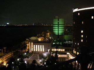 ベイホテル東急・夜景