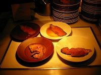 ベイ東京ヒルトン・ザ・スクエア パンエイジアン料理 フォレストガーデン8