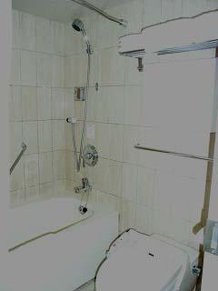 シェラトン・グランデ・トーキョーベイ2009・バスルーム