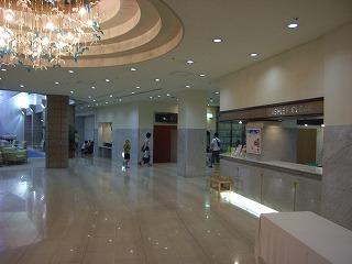 ホテル・シーサイド江戸川・ロビー1