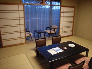 ホテル・シーサイド江戸川・室内