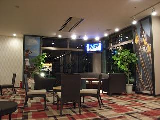 シェラトン・グランデ・トーキョーベイ2009・オアシス1階