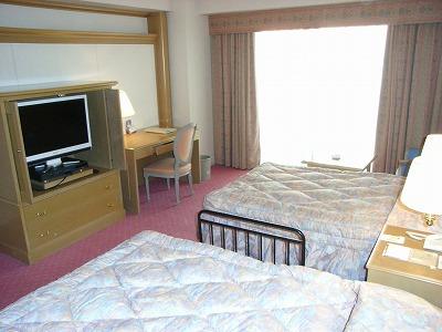 ベイホテル東急・デラックスファミリールーム・室内1