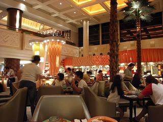 シェラトン・グランデ・トーキョーベイ2009・グランカフェ