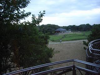ホテル・シーサイド江戸川・2階眺望
