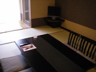 舞浜ユーラシア和室露天風呂付・室内2