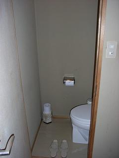 ホテル・シーサイド江戸川・トイレ