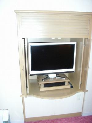 ベイホテル東急・デラックスファミリールーム・TV
