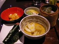 ベイ東京ヒルトン・ザ・スクエア パンエイジアン料理 フォレストガーデン2食目