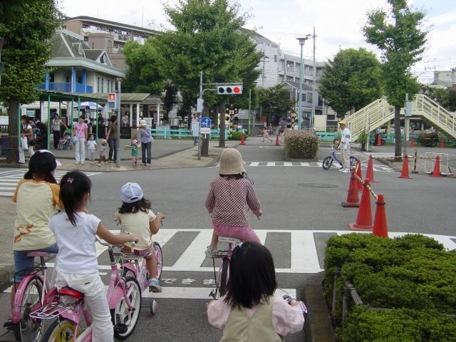 新宿交通公園(葛飾区) | 2人 ...