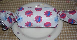 ミルキー型ロールケーキ☆.jpg
