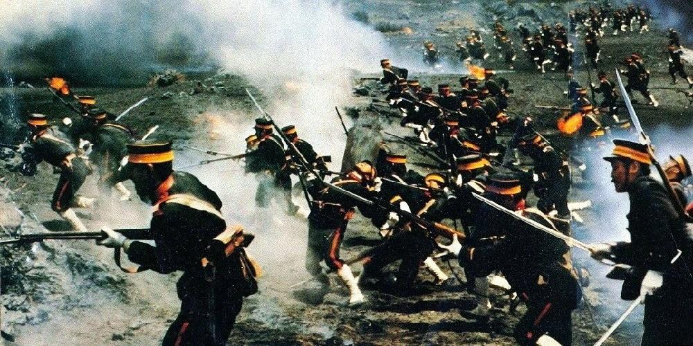 映画 戦争と人間 第一部 運命の序曲 - allcinema