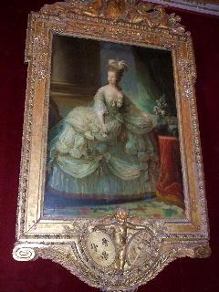 マリー・アントワネット肖像画 ヴェルサイユ宮殿