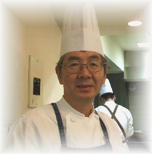 シェフ 洋菓子 横溝