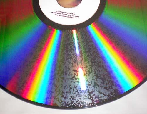 レーザーディスクの劣化、サビ |...