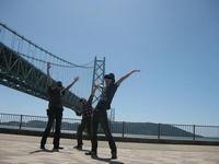 浪花の兄貴と明石海峡大橋