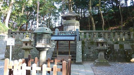 家康公の神廟