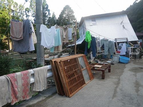 台風12号・被害