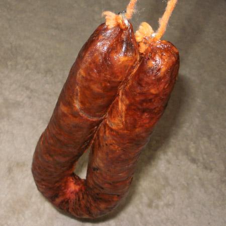 スペイン産 チョリソ・カセーロ(サラミ)