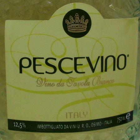 ペッシェヴィーノ ビアンコ