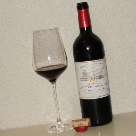 シャトー・ムーラン・ド・グイエ 2003