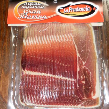 スペイン ハモン・セラーノスライス