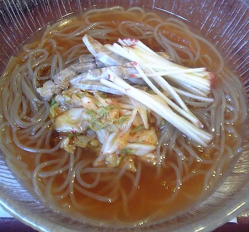たかひ-冷麺