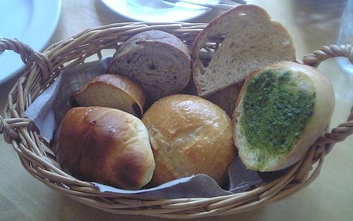 NILS-パンの盛り合わせ