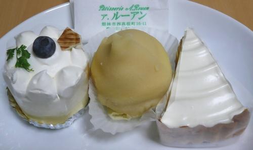 ケーキ達-アルーアン
