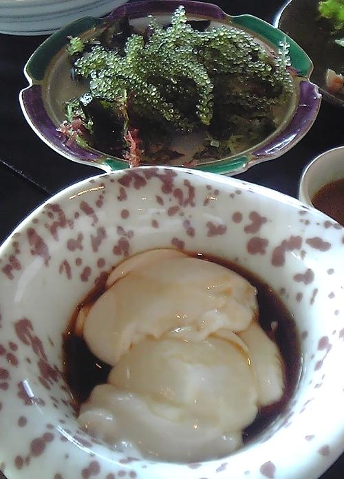 ちんぼーら-沖縄料理