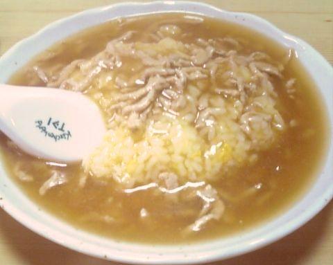 盛京亭-肉チャーハン