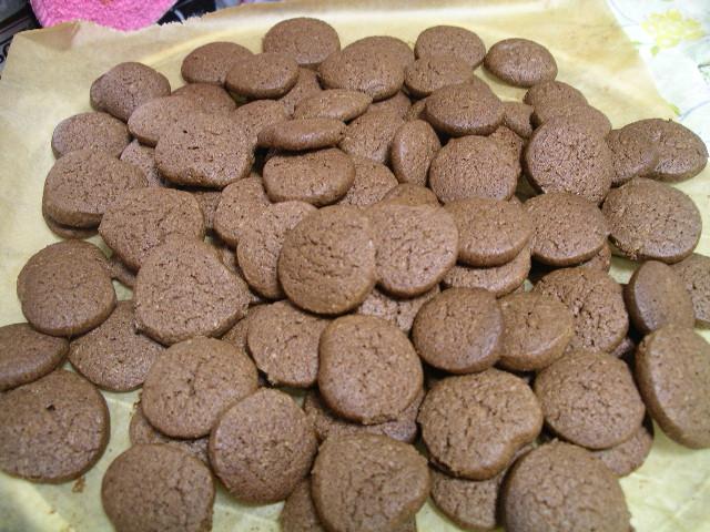 アイスボックスクッキー ホットケーキミックス