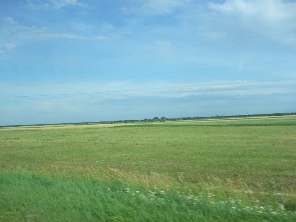 ウクライナ ウクライナの草原 プロフに使っている写真です こちらはハリコフで撮った... キエフ