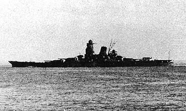 レイテ沖海戦・・・日本連合艦隊...