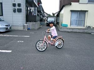 みいな自転車