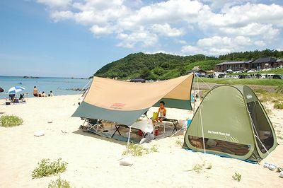 京都府 八丁浜小浜キャンプ場 の写真g32523