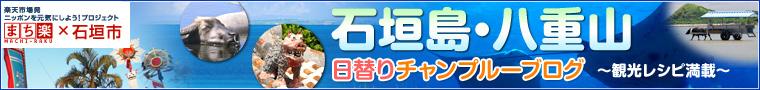 石垣島・八重山!日替りチャンプルーブログ