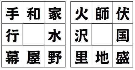 漢字クイズの答えと、次の問題 ... : 漢字クイズ 問題 : クイズ