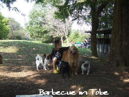 Barbecue in Tobe1.JPG