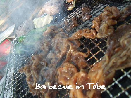 Barbecue in Tobe3.JPG