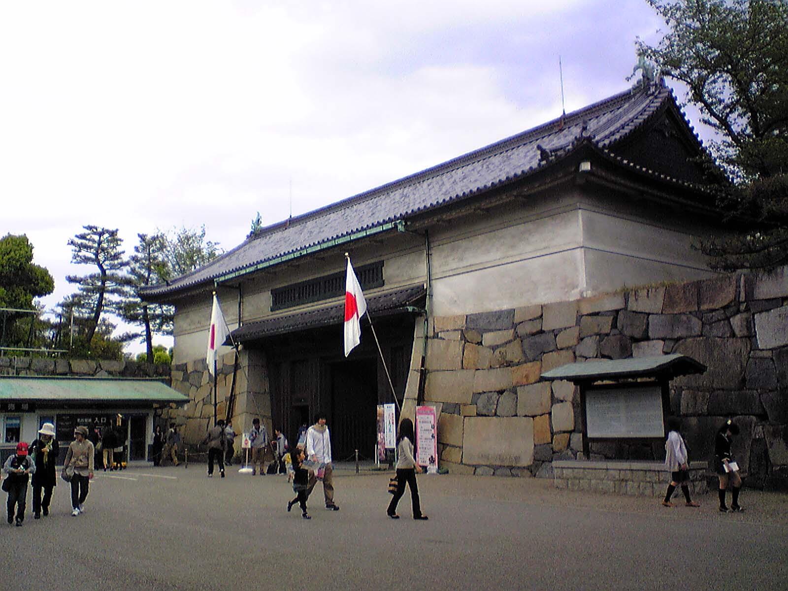 名古屋城〜正門