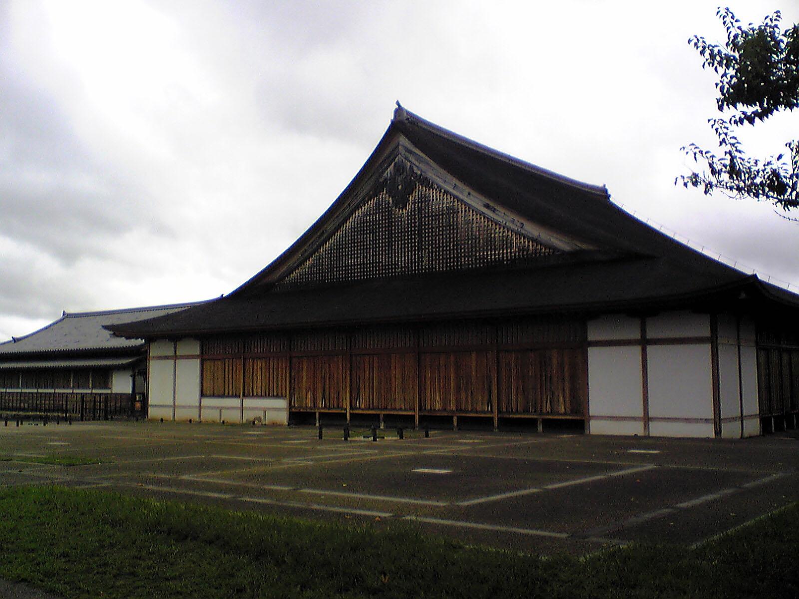 篠山城〜大書院