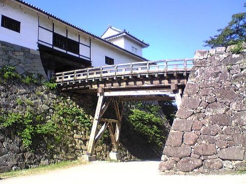 彦根城~天秤櫓