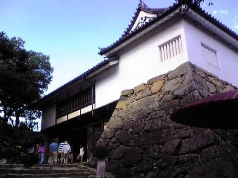 彦根城~櫓