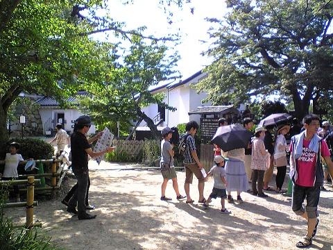 彦根城~天守入口.jpg